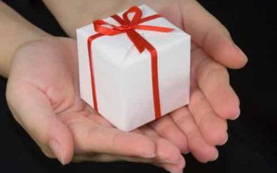 Договор дарения детям