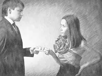 Выплата алиментов на содержание жены