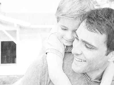 Общение мужа с ребенком и его участие в воспитании малыша