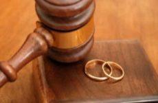 Сколько стоит развод через суд