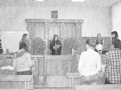 Как проходят судебные заседания