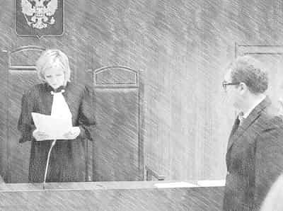 Оформление соглашения в суде