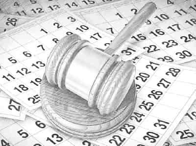 Порядок и сроки отмены заявленного иска