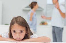 Общение родителей с ребенком после развода