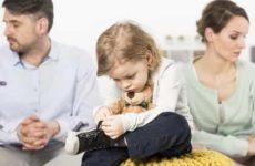 Какие права на детей есть у отца после развода?