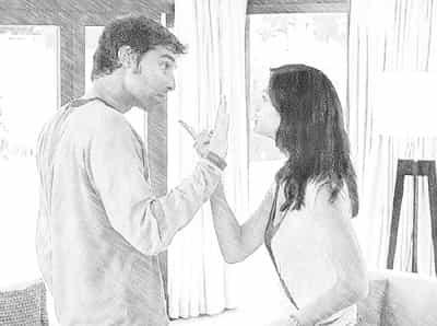 Сохранение у мужа права на проживание в квартире жены