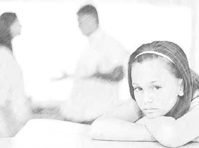 Споры о детях и взыскание алиментов