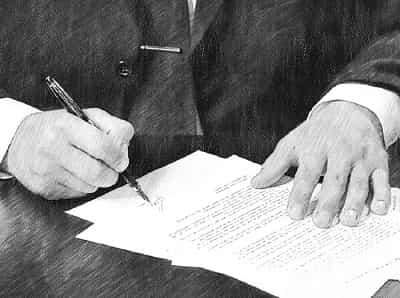 Как написать заявление на увольнение без отработки