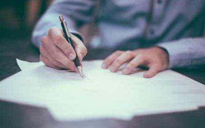Как написать заявление на увольнение без отработки: образец и правила