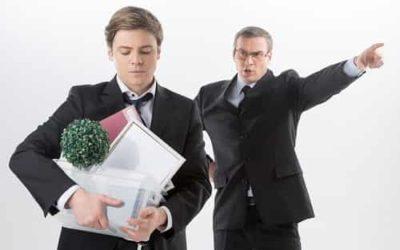 Процедура увольнения за дисциплинарное взыскание